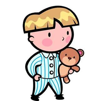 picture of boy with teddie